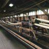 Touwfabriek Van der Lee en haar touwbaan te Oudewater