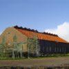 De voormalige visrokerij Muys te Spakenburg is gesloopt in 2010