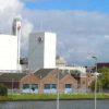 Douwe Egberts, Hamburger en Metaaldraadlampenfabriek 'Holland'