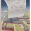 De eerste aluminiumfabriek van Nederland, nu Nedal Aluminium Utrecht