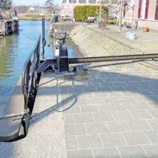 Vechtsluis en Opburenbrug te Maarssen