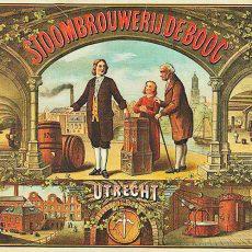 Bierbrouwerij De Boog en de zeven steegjes te Utrecht