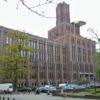 De administratiegebouwen van de spoorwegen te Utrecht
